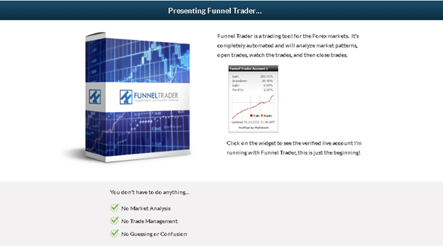 Funnel Trader Trading Strategy