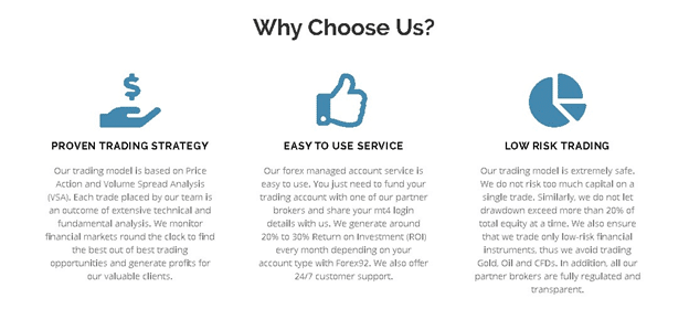 Forex92 why choose us