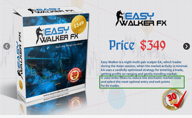 Easy Walker FX Price