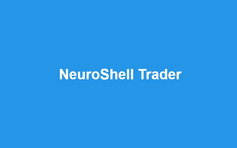 NeuroShell Trader