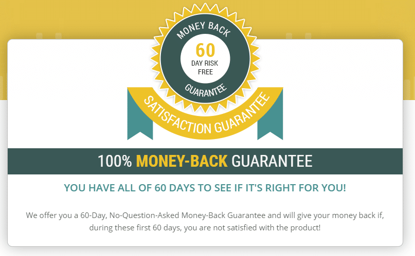 Volatility Factor 2.0 money-back guarantee