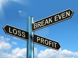Why you need to be thinking about breakeven trades