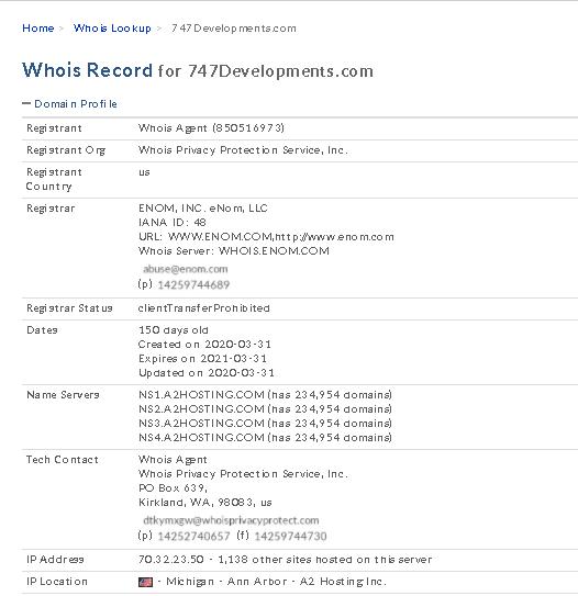 Elite Tactics IP address