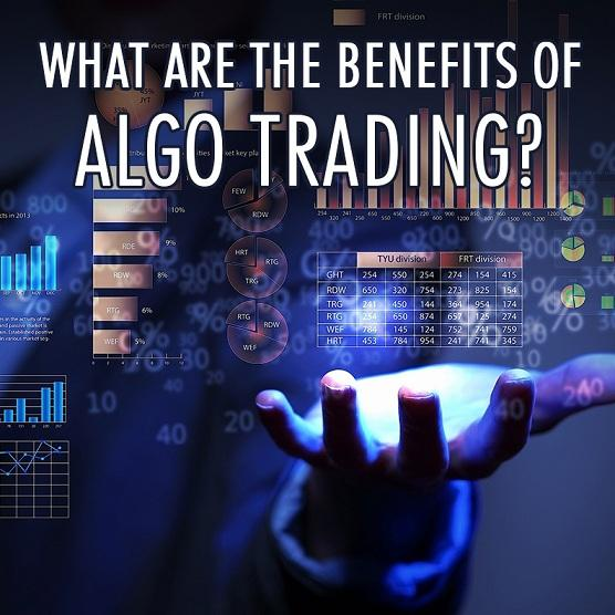 Why algorithmic trading?