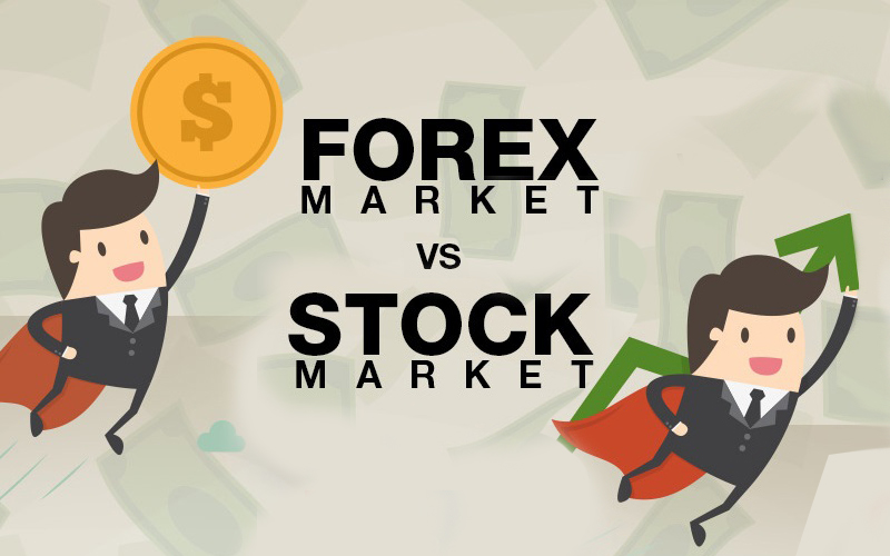 Forex vs. Stock Market: Which One Should You choose?