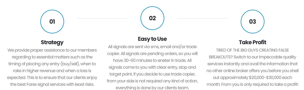 Profit Forex Signals Features