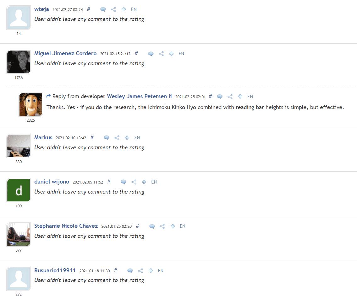 EA Vega People feedback