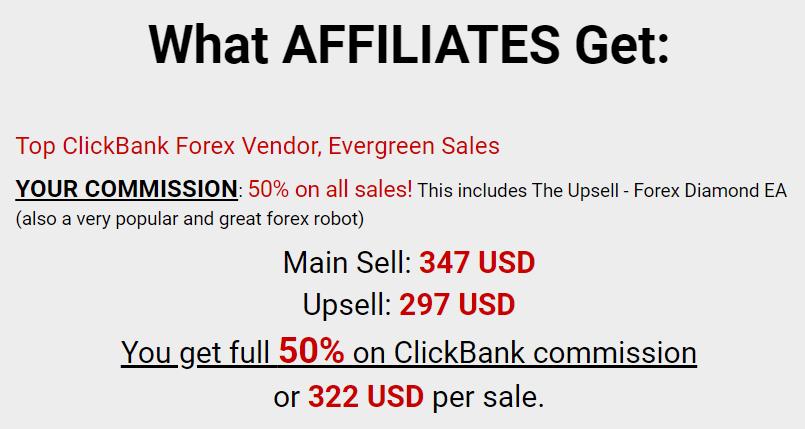 Wall Street Forex Robot affiliate program