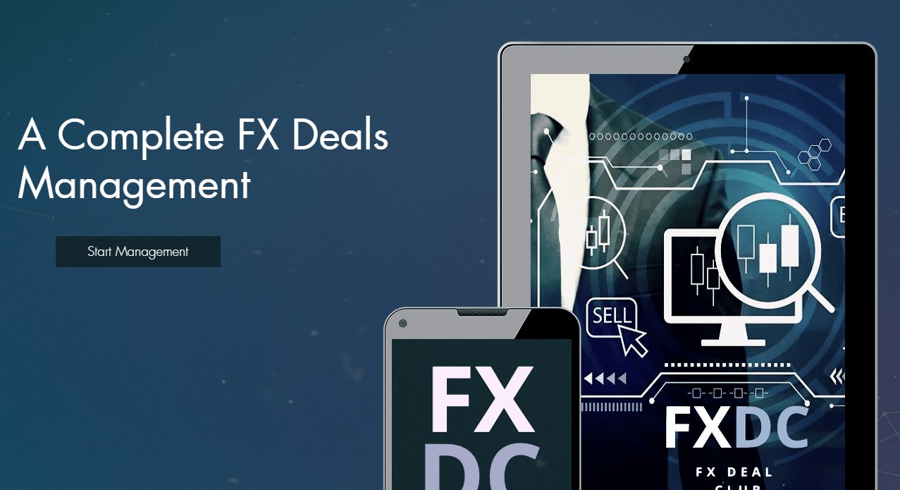 FX Deals Club is a firm that manages people's accounts.
