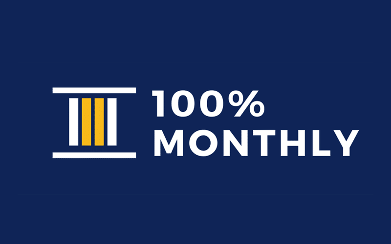 100% Monthly EA
