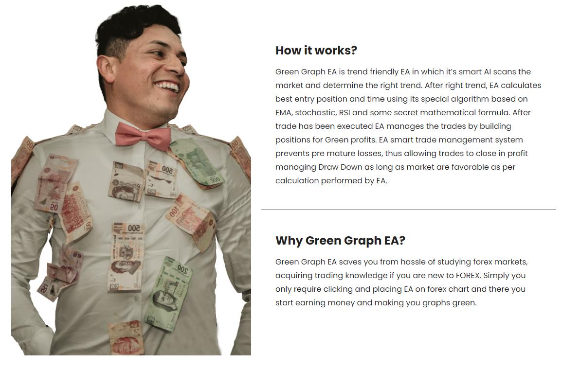 Green Graph EA Vendor Transparency