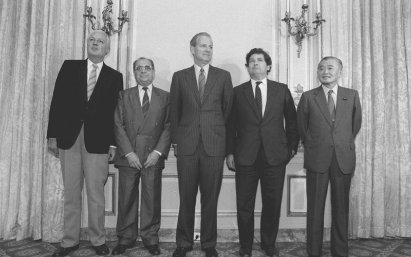What Effect Did the Plaza Accord Have on the International Currency Market