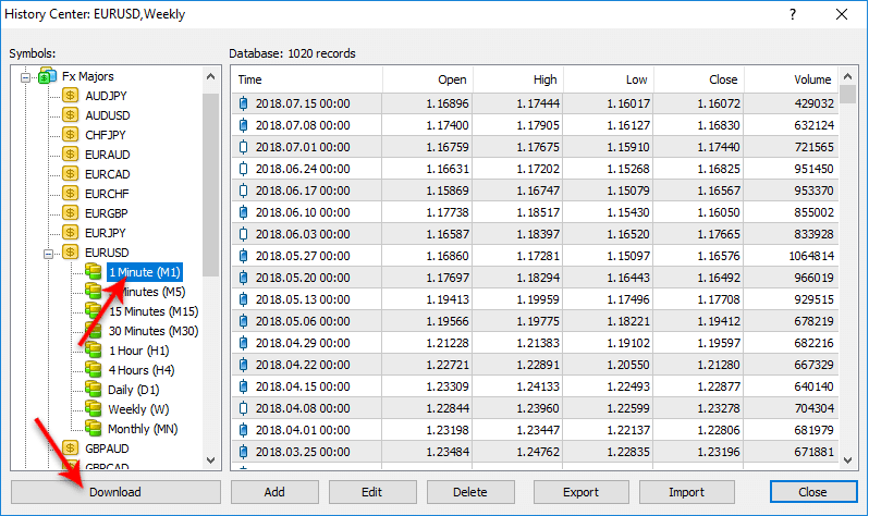 Smart Scalper Pro. There are some screenshots of how the system works on the chart.