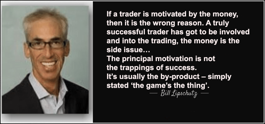 Quotes From Bill Lipschutz