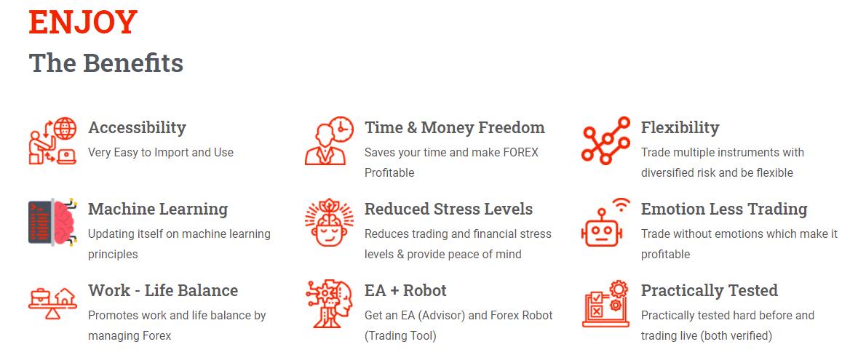 Unbeatable EA Features