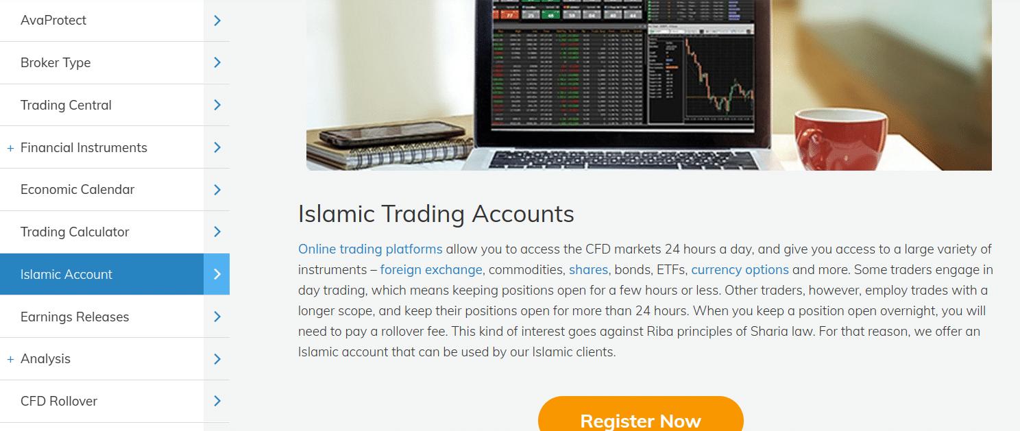 Islamic trading description